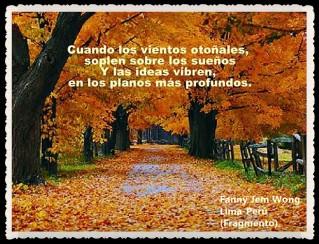 FANNY JEM WONG -FRAGMENTOS DE POESÍA- POETA PERUANA (106)