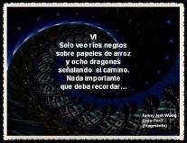 FANNY JEM WONG -FRAGMENTOS DE POESÍA- POETA PERUANA (110)