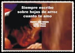 FANNY JEM WONG -FRAGMENTOS DE POESÍA- POETA PERUANA (5)