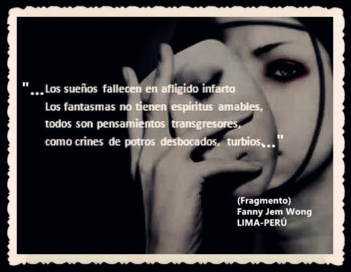 FANNY JEM WONG -FRAGMENTOS DE POESÍA- POETA PERUANA (63)