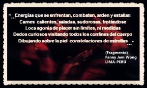 FANNY JEM WONG -FRAGMENTOS DE POESÍA- POETA PERUANA (83)