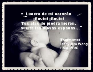 FANNY JEM WONG -FRAGMENTOS DE POESÍA- POETA PERUANA (95)