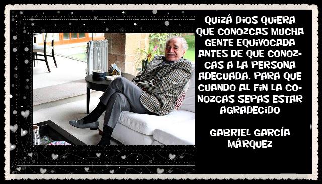 GABRIEL GARCÍA MARQUEZ  (10)