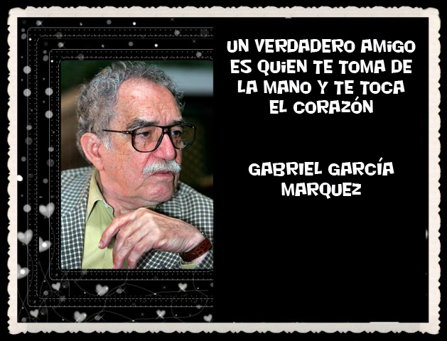 GABRIEL GARCÍA MARQUEZ  (11)