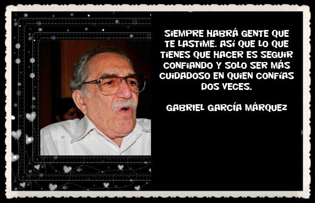 GABRIEL GARCÍA MARQUEZ  (14)