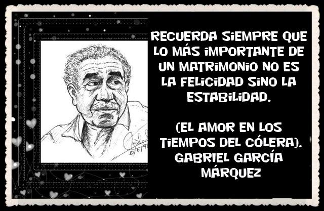 GABRIEL GARCÍA MARQUEZ  (15)