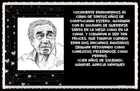 GABRIEL GARCÍA MARQUEZ  (16)
