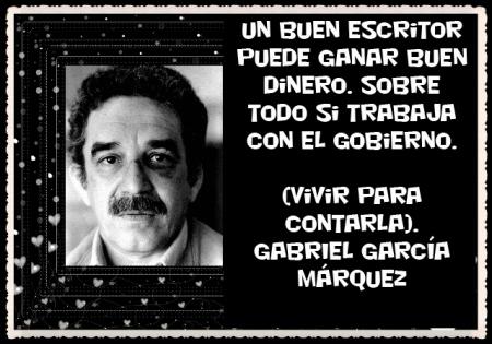 GABRIEL GARCÍA MARQUEZ  (17)
