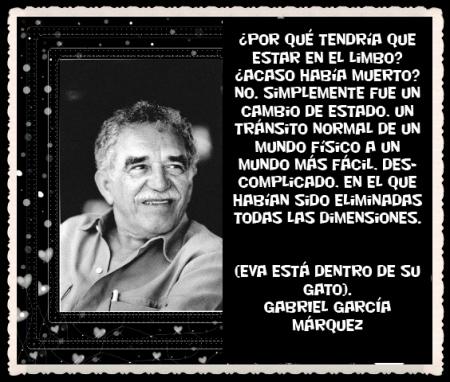 GABRIEL GARCÍA MARQUEZ  (22)