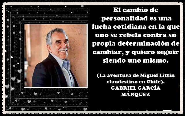 GABRIEL GARCÍA MARQUEZ  (26)