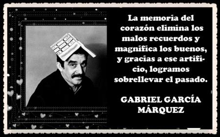 GABRIEL GARCÍA MARQUEZ  (28)