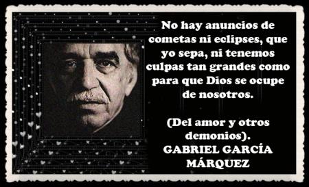 GABRIEL GARCÍA MARQUEZ  (30)