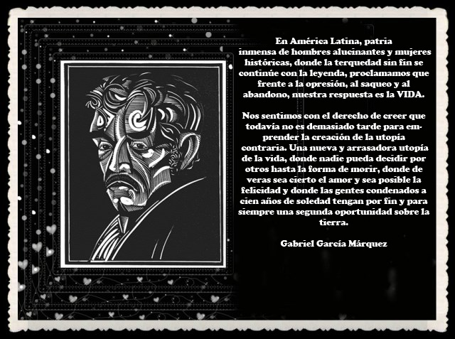 GABRIEL GARCÍA MARQUEZ  (31)