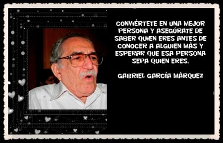 GABRIEL GARCÍA MARQUEZ  (34)