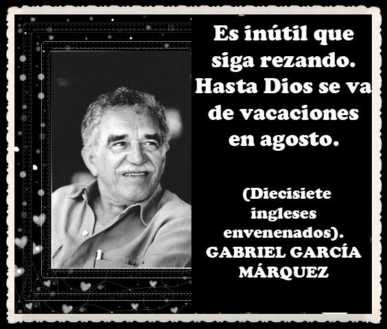 GABRIEL GARCÍA MARQUEZ  (35)