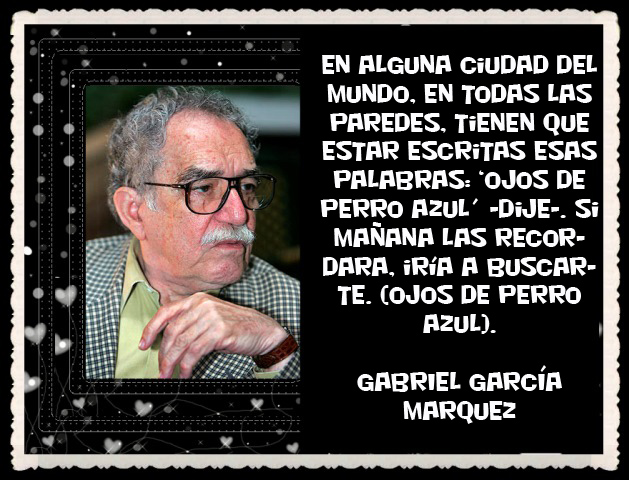 GABRIEL GARCÍA MARQUEZ  (36)