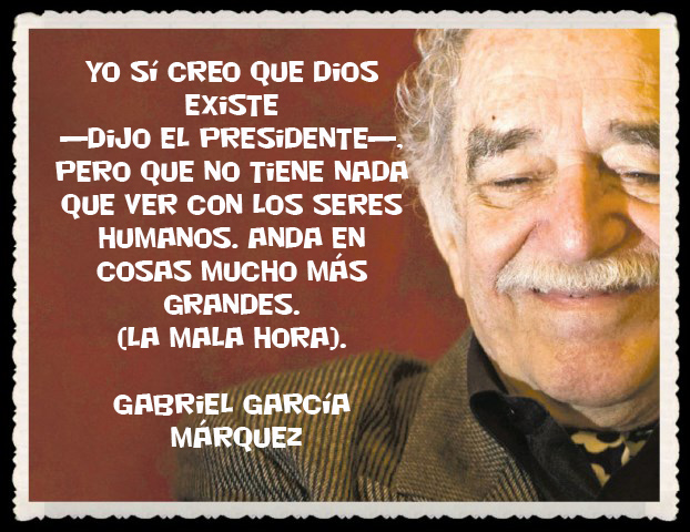 GABRIEL GARCÍA MARQUEZ  (4)