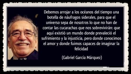 GABRIEL GARCÍA MARQUEZ  (47)