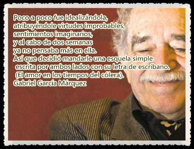 GABRIEL GARCÍA MARQUEZ  (5)
