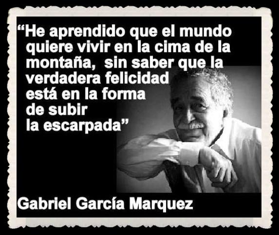 GABRIEL GARCÍA MARQUEZ  (50)