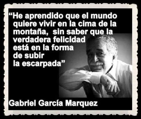 GABRIEL GARCÍA MARQUEZ  (51)