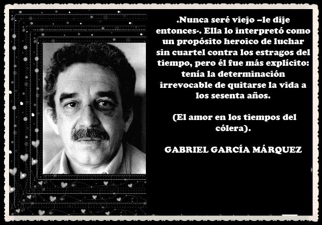 GABRIEL GARCÍA MARQUEZ 5552