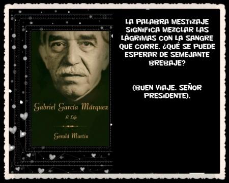 GABRIEL GARCÍA MARQUEZ  (6)