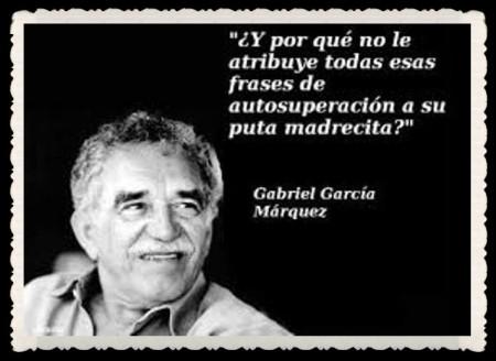GABRIEL GARCÍA MARQUEZ  (60)