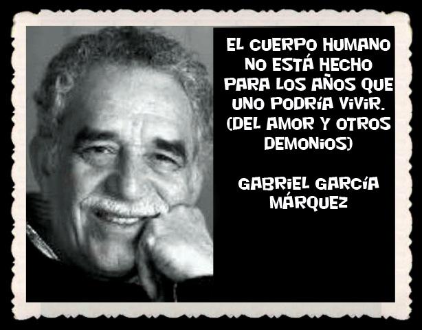 GABRIEL GARCÍA MARQUEZ  (68)