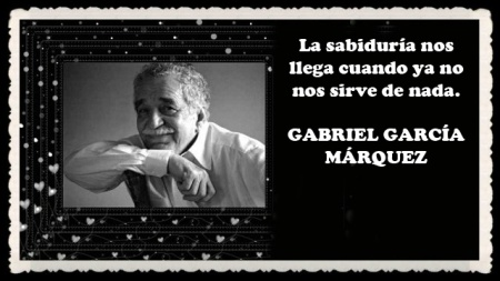 GABRIEL GARCÍA MARQUEZ  (74)