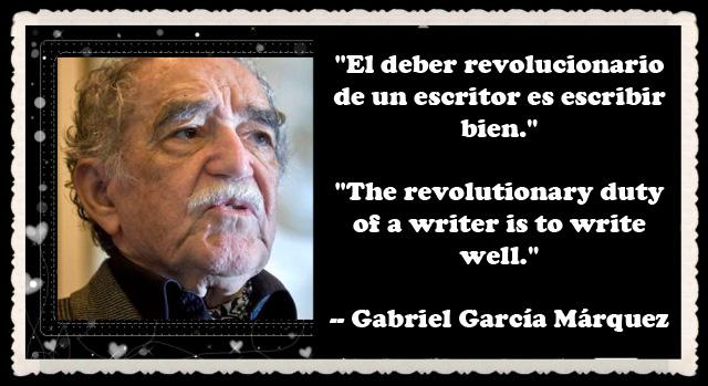 GABRIEL GARCÍA MARQUEZ  (83)