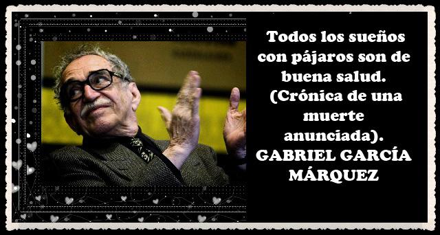 GABRIEL GARCÍA MARQUEZ  (85)