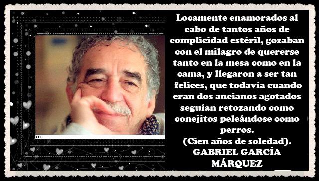 GABRIEL GARCÍA MARQUEZ  (86)