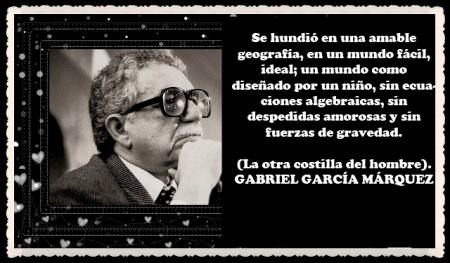 GABRIEL GARCÍA MARQUEZ  (88)