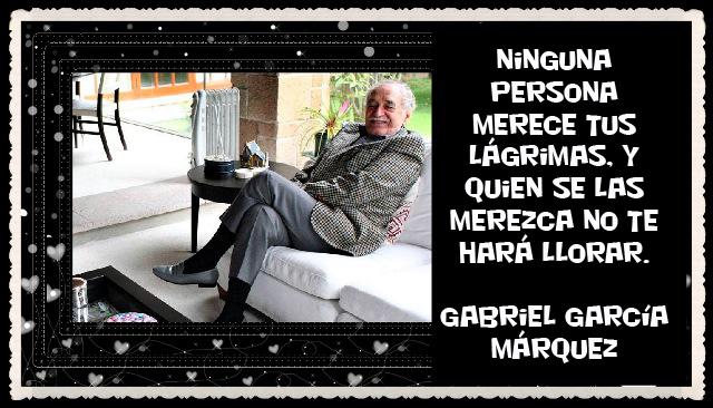 GABRIEL GARCÍA MARQUEZ  (9)