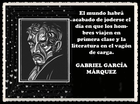 GABRIEL GARCÍA MARQUEZ  (90)