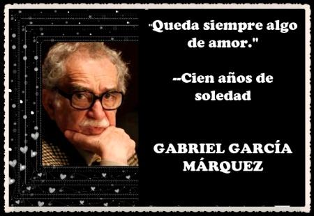 GABRIEL GARCÍA MARQUEZ  (91)