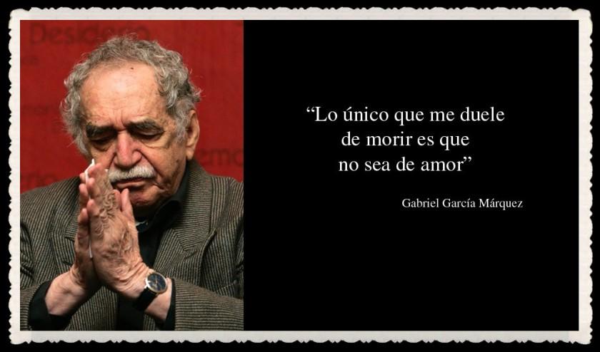 GABRIEL GARCÍA MARQUEZ  (95)
