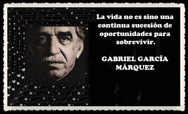 GABRIEL GARCÍA MARQUEZ  (97)