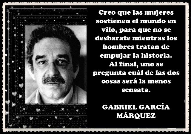 GABRIEL GARCÍA MARQUEZ  (98)