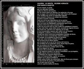 VALERIA LA GENTIL ESCRIBE HORACIO POR MARCO MARTOS_副本
