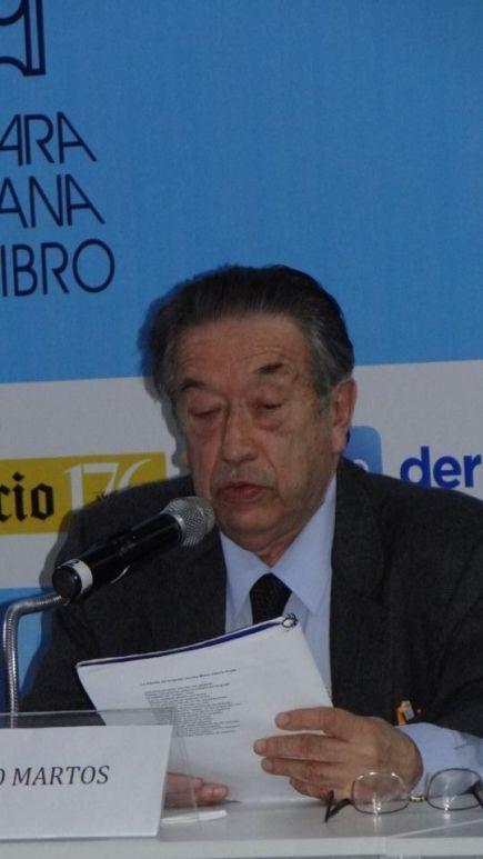 Dr. Marco Martos Carrera UNMSM
