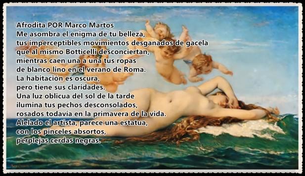 AFRODITA POR MARCO MARTOS 1