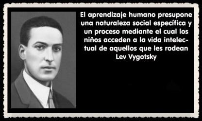 Lev Semiónovich Vygotski o Lev Vygotsky psicólogo ruso FRASES (13)