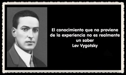 Lev Semiónovich Vygotski o Lev Vygotsky psicólogo ruso FRASES (15)