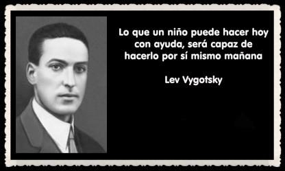 Lev Semiónovich Vygotski o Lev Vygotsky psicólogo ruso FRASES (19)