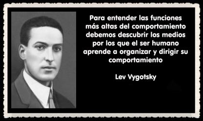 Lev Semiónovich Vygotski o Lev Vygotsky psicólogo ruso FRASES (28)