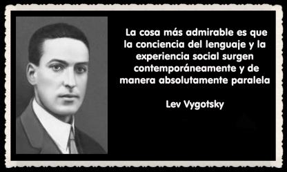 Lev Semiónovich Vygotski o Lev Vygotsky psicólogo ruso FRASES (29)
