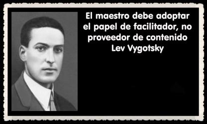 Lev Semiónovich Vygotski o Lev Vygotsky psicólogo ruso FRASES (3)