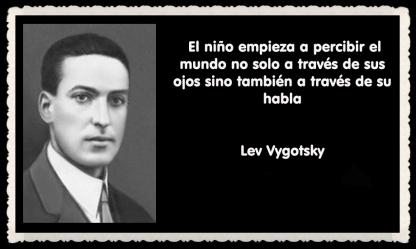 Lev Semiónovich Vygotski o Lev Vygotsky psicólogo ruso FRASES (30)